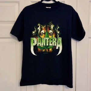 PANTERA double screen black t-shirt M
